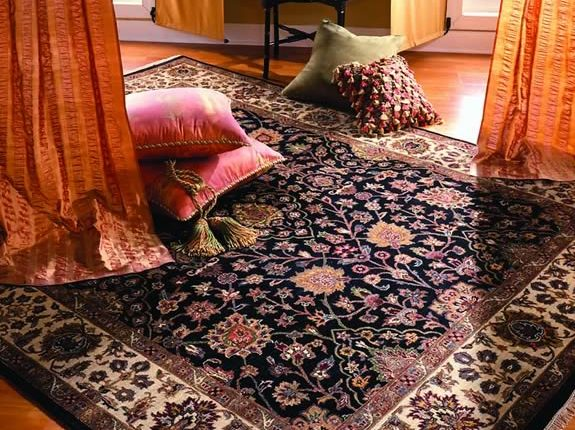 persian room rugs orange county
